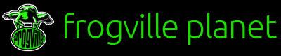 frogvilleplanet Logo